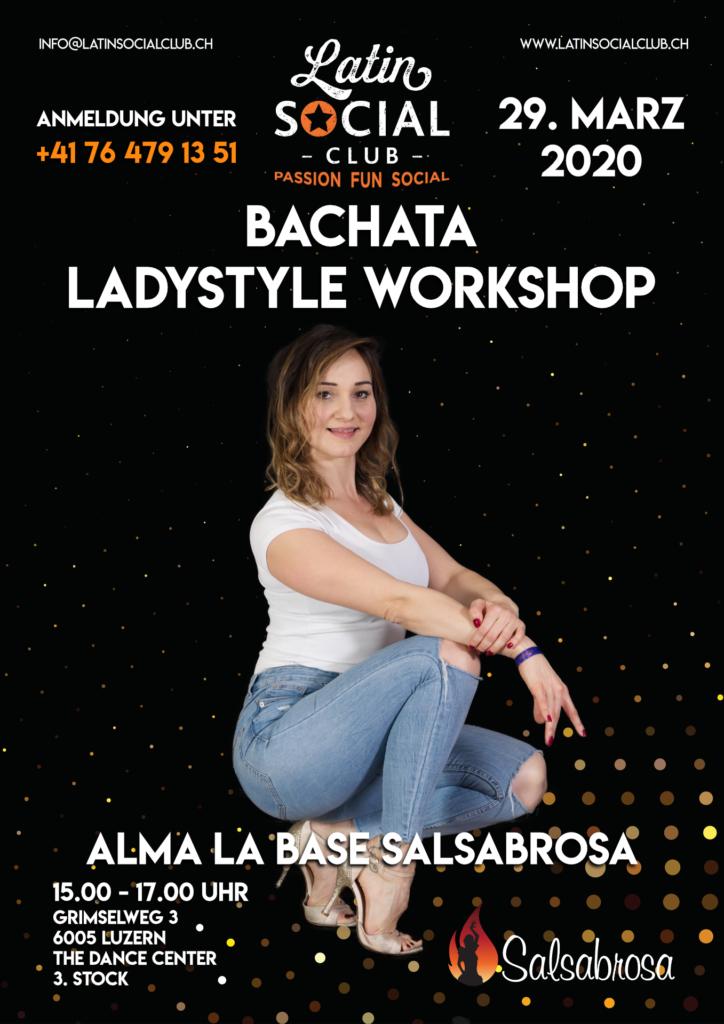Bachata Ladystyle Workshop