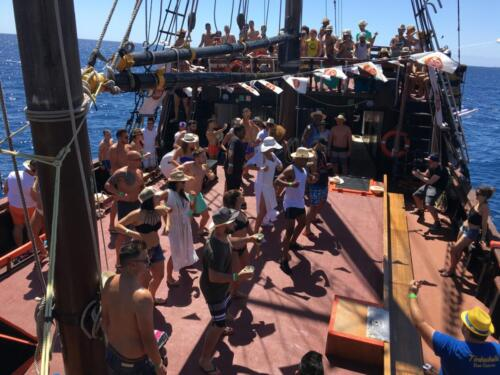 Timbachata Boat Party