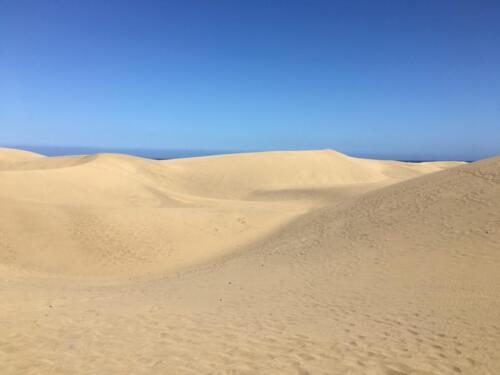 Gran Canaria Desert