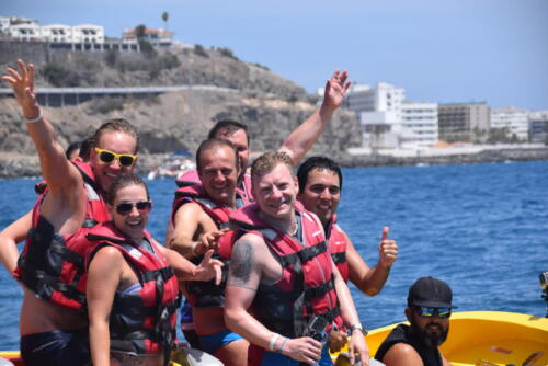 Speedboat Group Foto