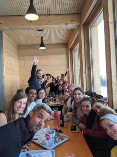 Salsabrosa Lehrer Team